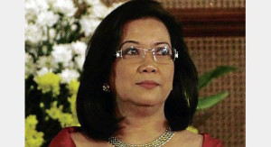 Chief Justice Maria Lourdes Sereno (Photo from Infoqat)