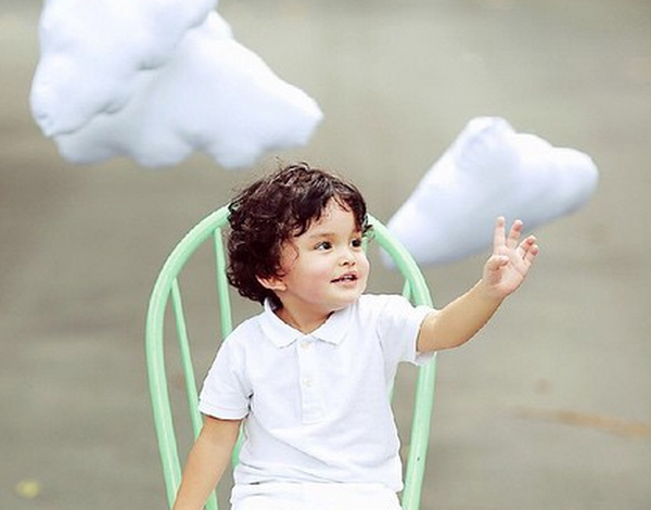 Richard Gutierrez and Sarah Lahbati's son, Zion, celebrated his 2nd birthday. (Photo courtesy of Nice Print Photography)