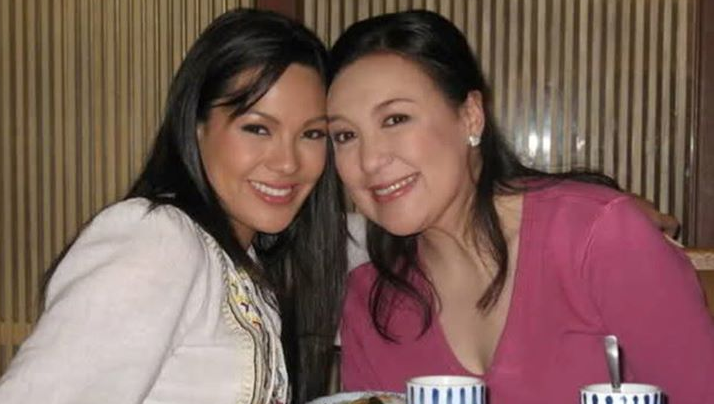 KC Concepcion and mom Sharon Cuneta (Photo from Sharon's official Facebook page)