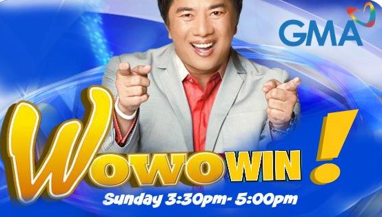 Willie Revillame in Wowowin's promotional poster. (Photo from Wowowin's Facebook page)