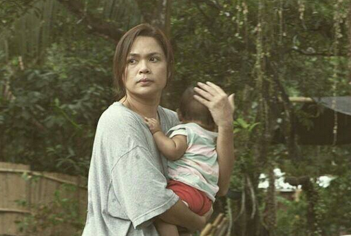 Kapamilya actress Judy Ann Santos-Agoncillo portrays the role of a loving mother whose family has gone missing. (Photo courtesy of Maalaala Mo Kaya)