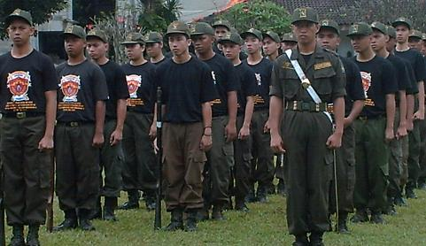 ROTC cadets (army.mil.ph)