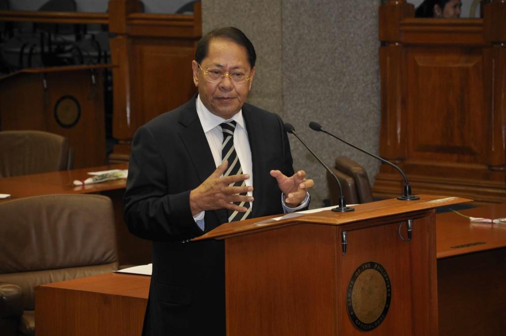Former senator Edgardo Angara Sr. (senate.gov.ph)