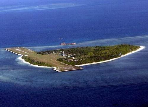 Pagasa Island (Wikimapia)
