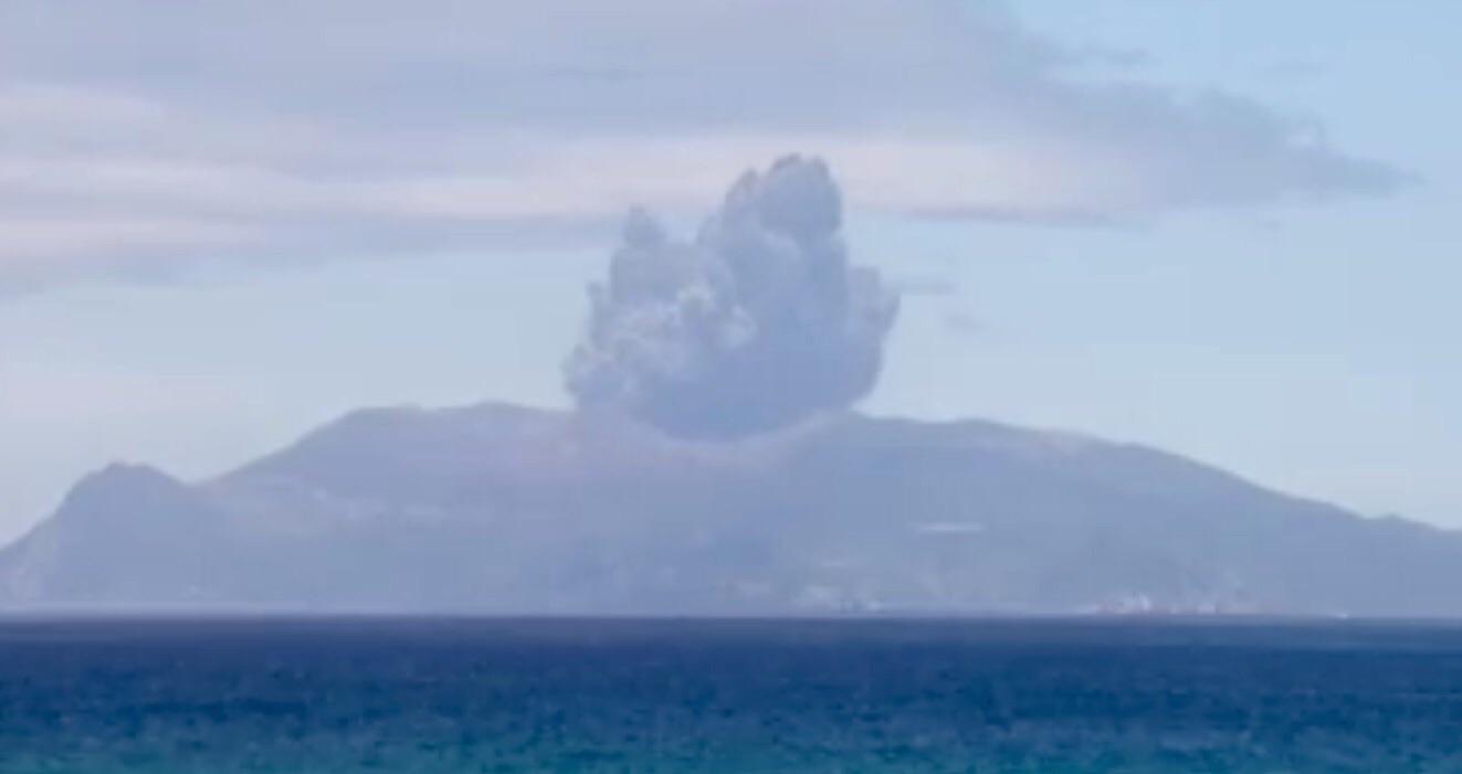 Screenshot from NHK / Tekegraph UK footage