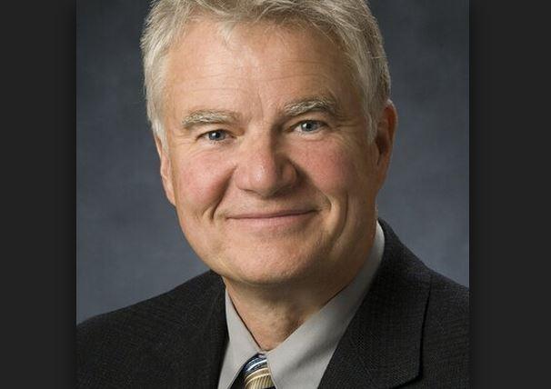 Former Liberal MLA John Slater (Twitter photo)