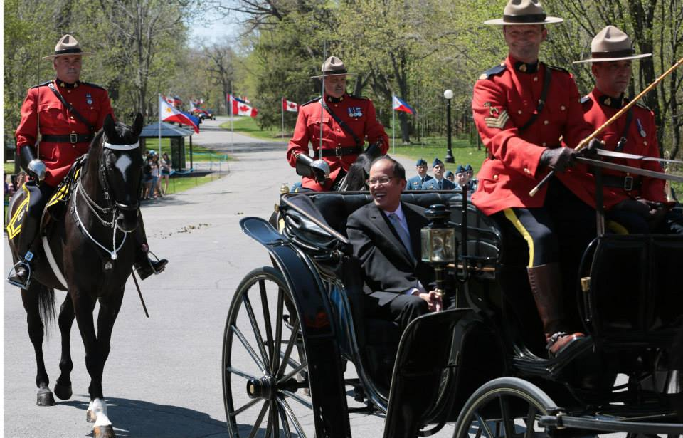 PNoy in Canada, May 7, 2015 (Photo by Benhur Arcayan / Malacañang Photo Bureau)