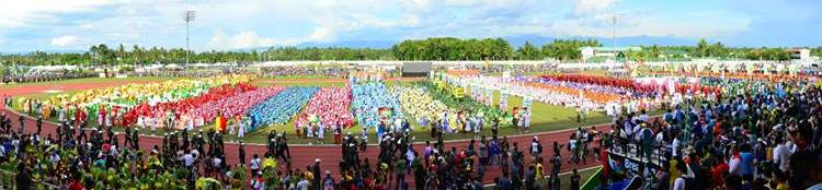 Palarong Pambansa 2015 (PNA photo)