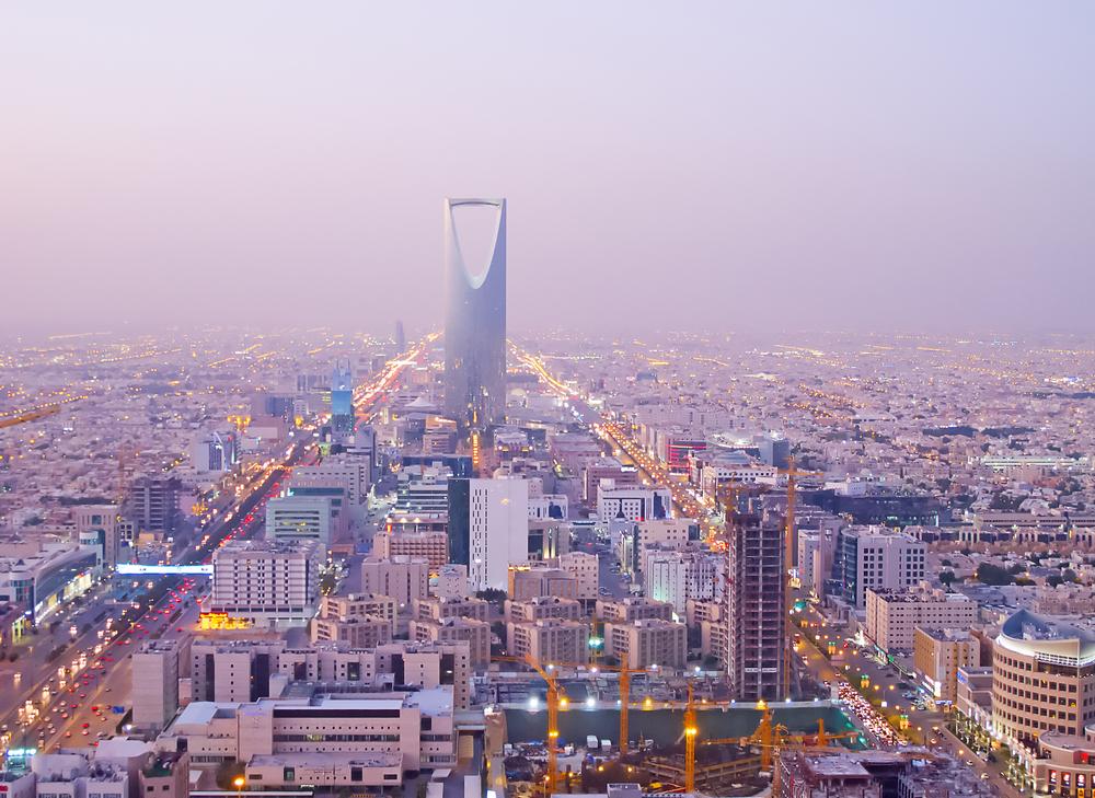 Riyadh, Saudi Arabia (Shutterstock)
