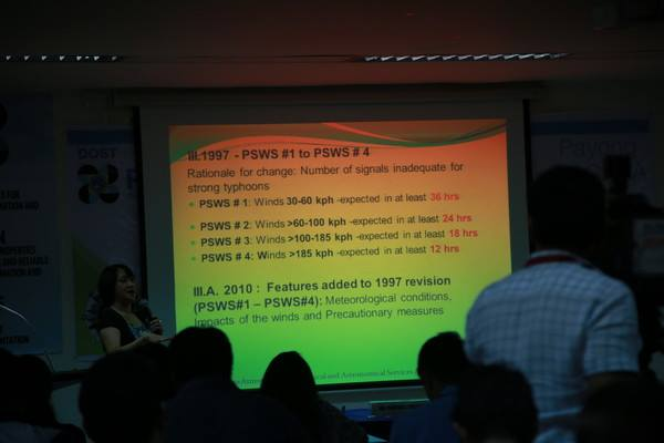 DOST-PAGASA photo