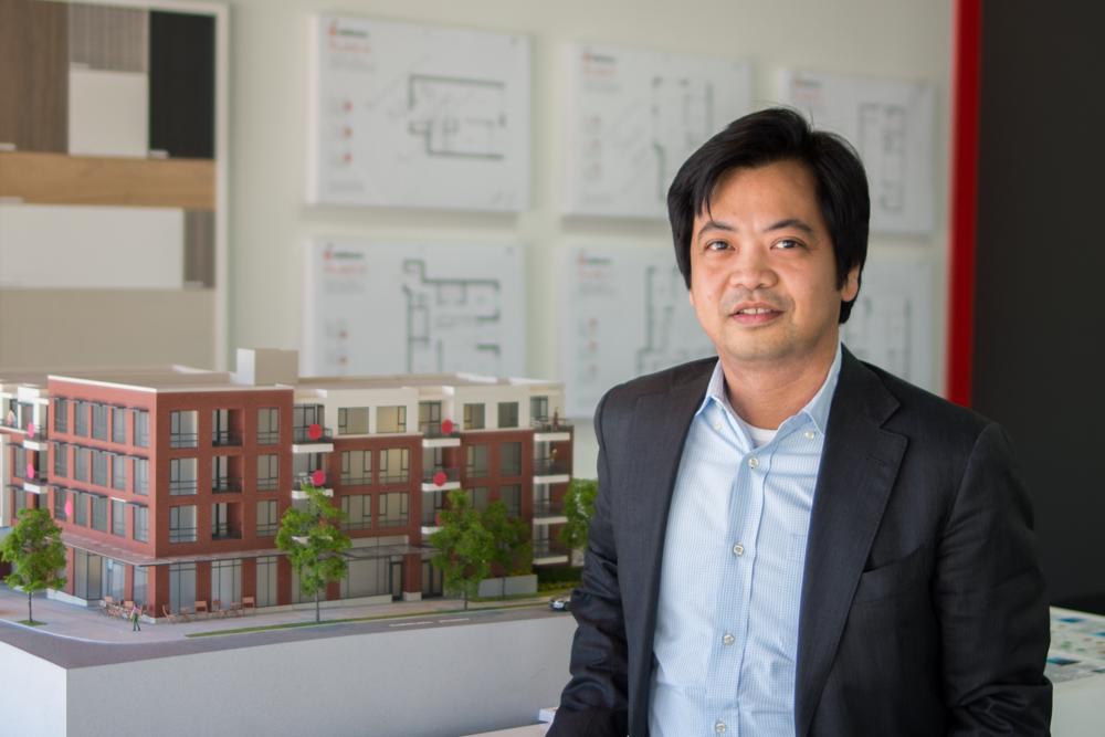 """PortLiving CEO Macario """"Tobi"""" Reyes (File photo)"""