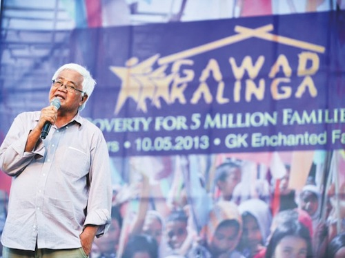 Gawad Kalinga founder Tony Meloto (Photo from Gawad Kalinga's website)