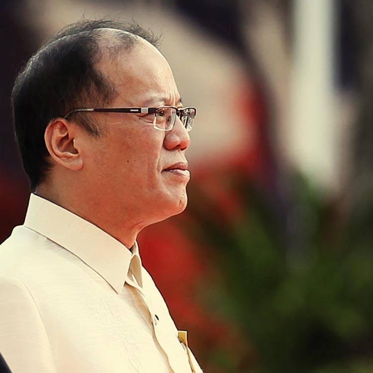 "President Benigno ""P-Noy"" Aquino III (Photo from Aquino's official Facebook page)"