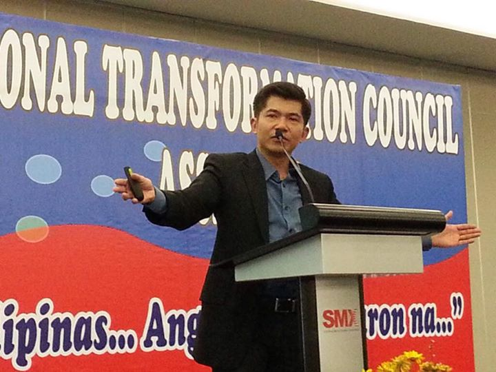 Atty. Glenn Chong (Facebook photo)