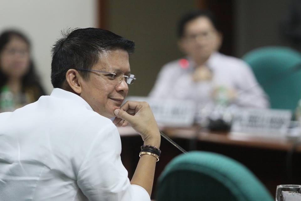 "Senator Francis ""Chiz"" Escudero (Facebook photo)"