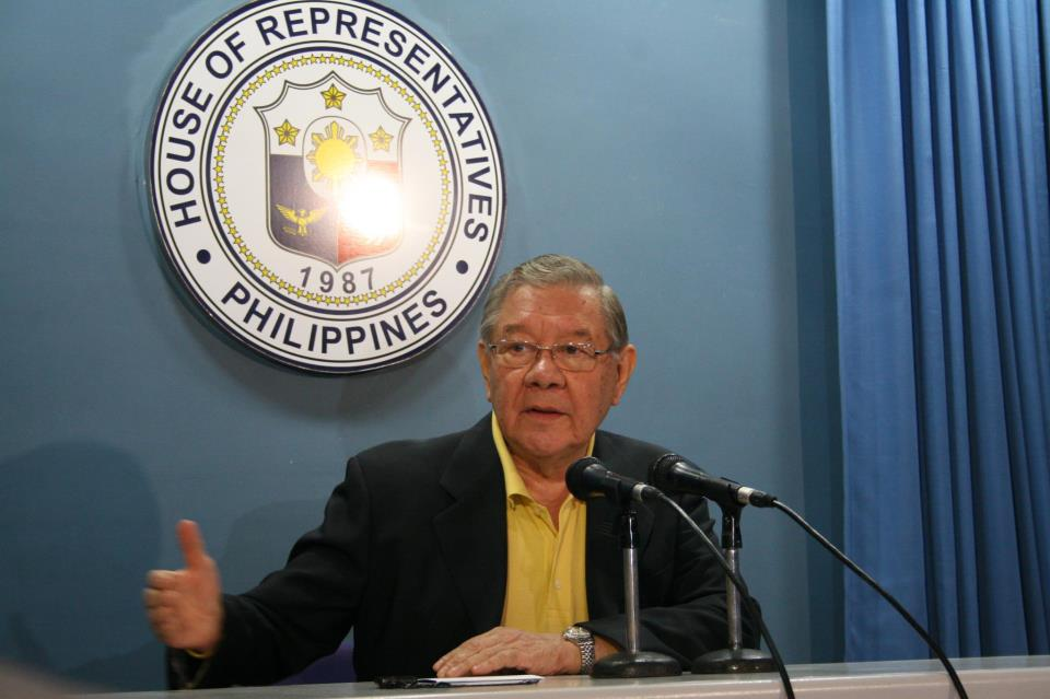 Speaker Feliciano Belmonte Jr. (Facebook photo)