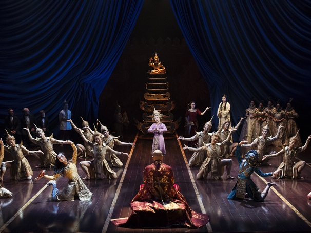 """The King and I"" revival musical (Photo courtesy of Broadway)"