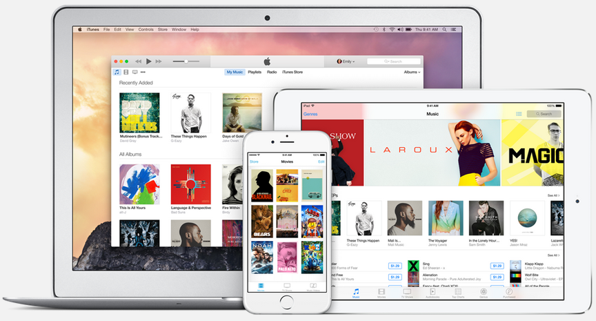 Apple Music (Photo courtesy of Apple)