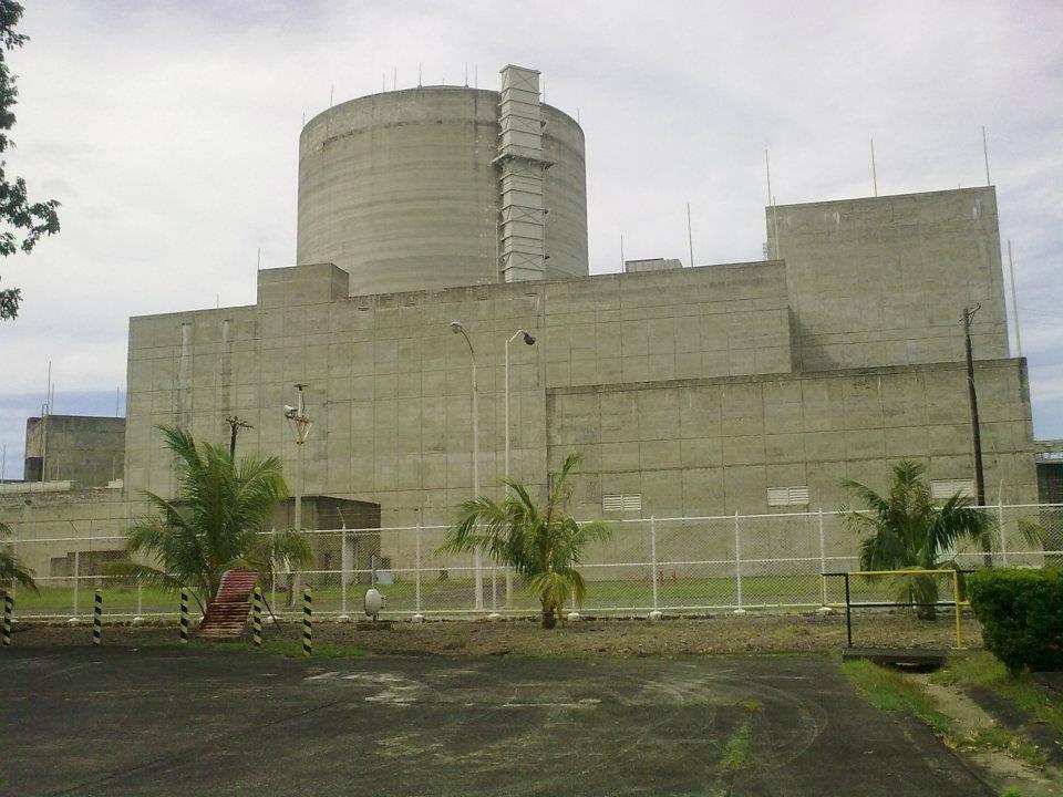 Bataan Nuclear Power Plant (Wikipedia)