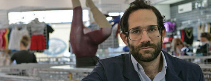 American Apparel ousted CEO and founder Dov Charney (Photo from Flickr/dovcharney)