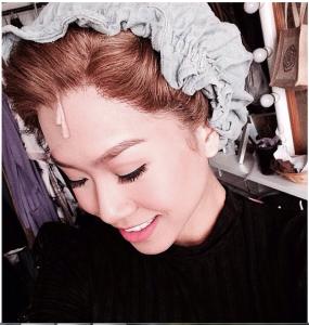 Photo from Rachelle's Instagram Post