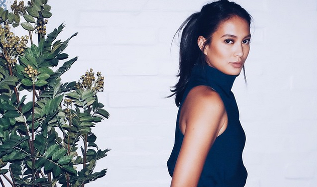 Actress-host Isabelle Daza (photo from Daza's official Instagram account)