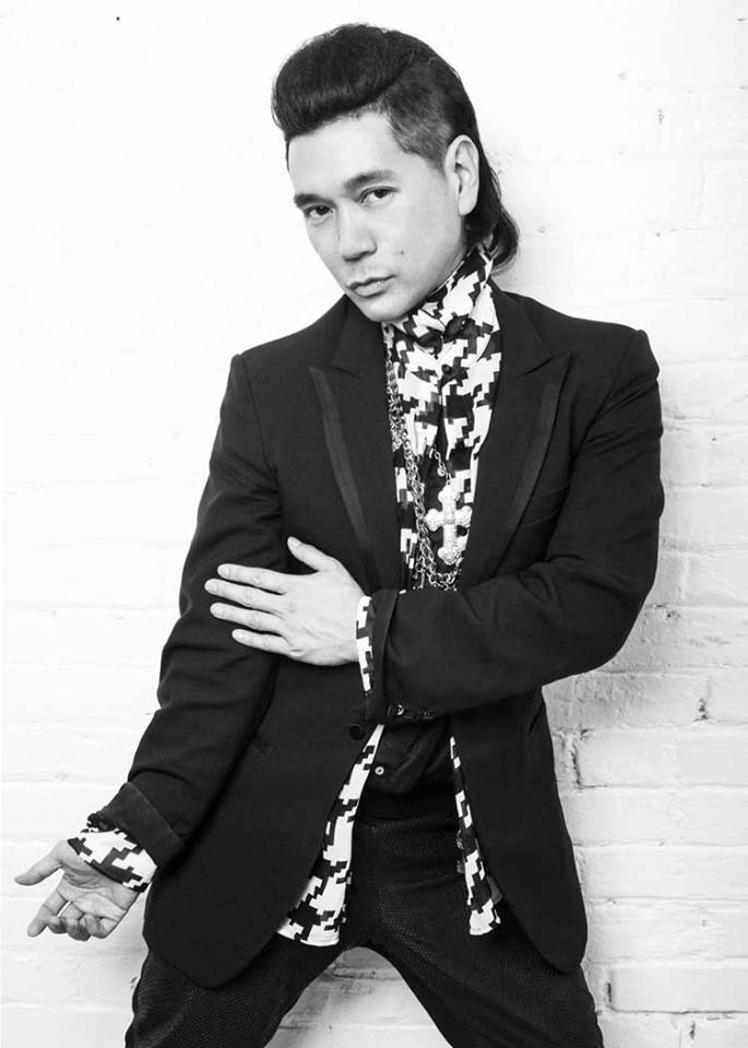 Jeff Rustia, founder and executive director of Toronto Men's Fashion Week (Photo by Jefre Nicholls, used with permission)