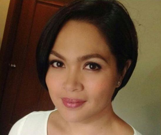 Actress-host Judy Ann Santos-Agoncillo (Facebook photo)