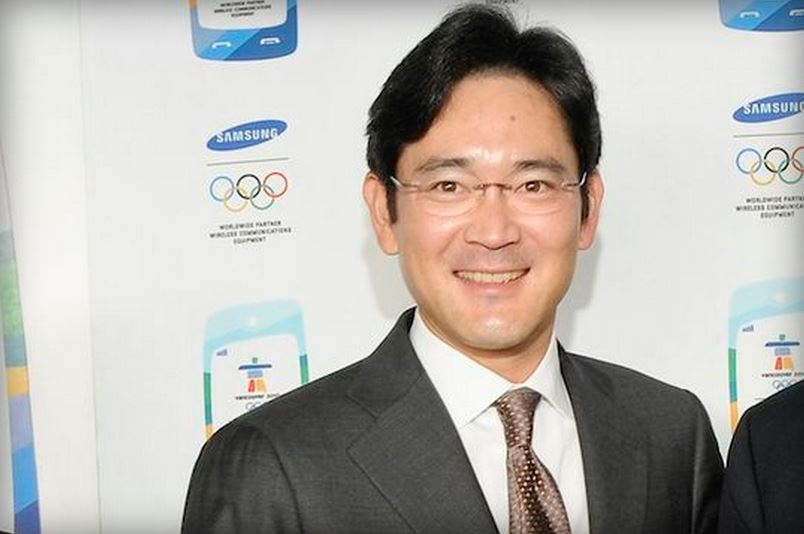 Samsung heir Lee Jae-yong (Photo courtesy of The Verge)