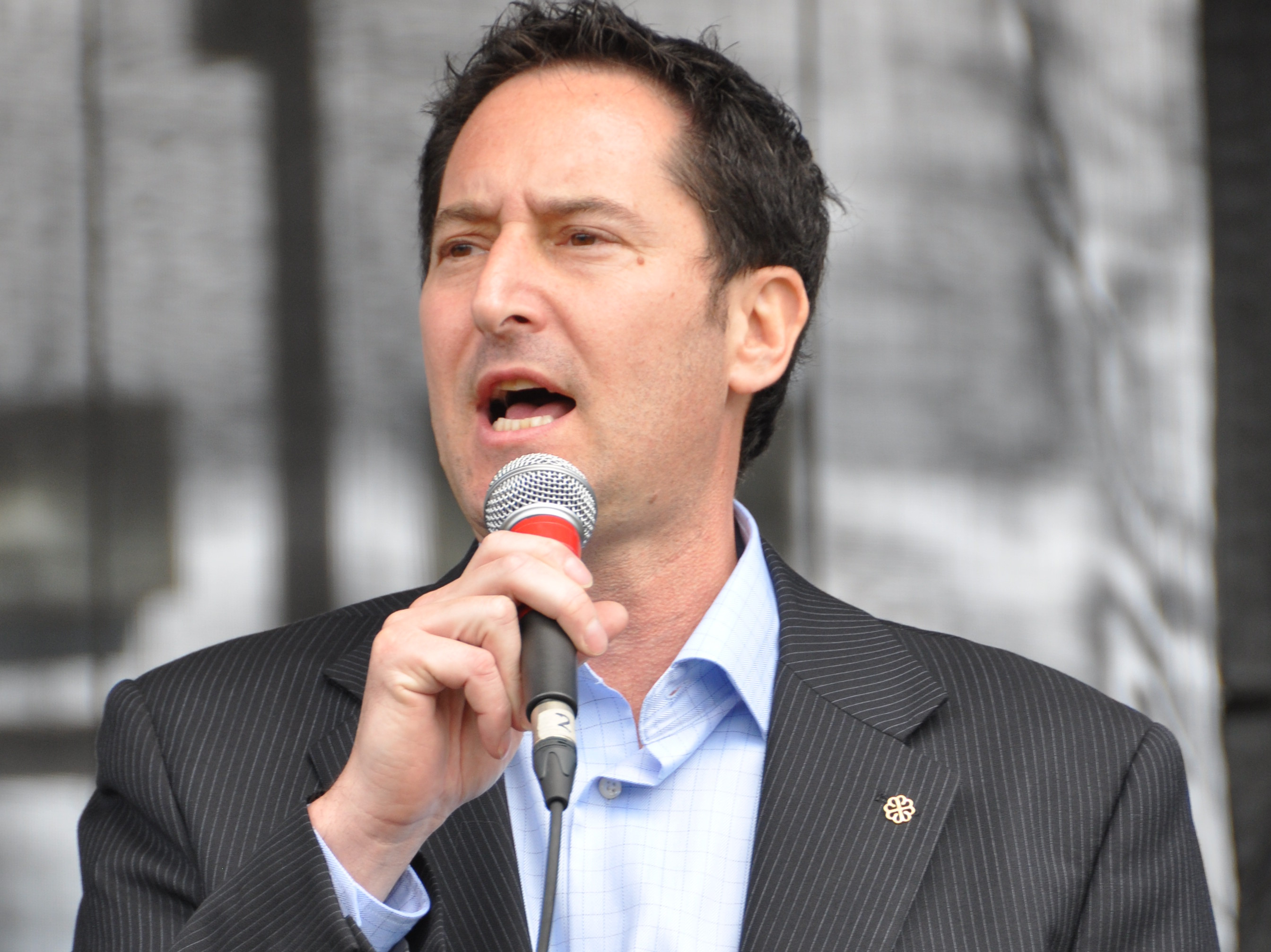 Former Montreal Mayor Michael Applebaum (Wikipedia photo)