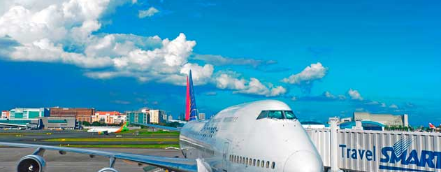 Philippine Airlines plane (Photo courtesy of Ninoy Aquino International Airport)