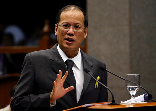 "President Benigno ""Noynoy"" Aquino III (Photo from Aquino's website)"