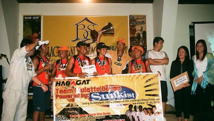 Team Mulatto Pilipinas (PNA photo)
