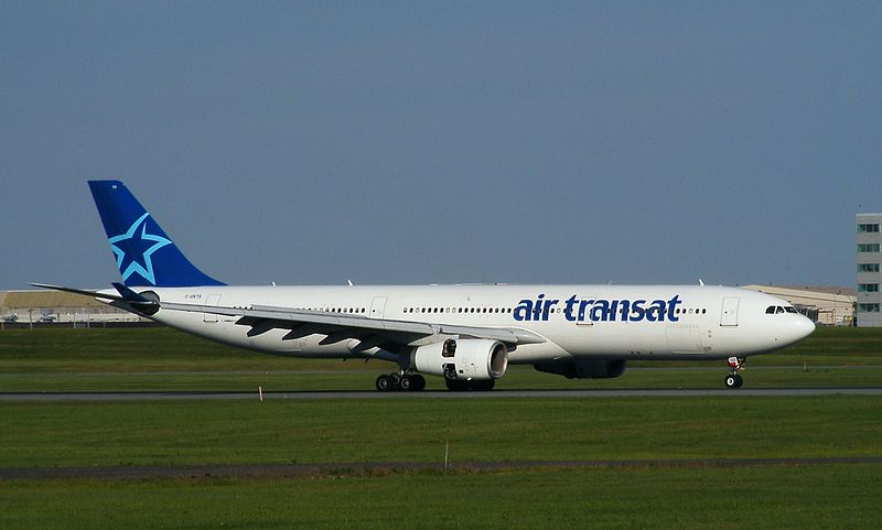 Air Transat (Hussein Abdallah / Wikimedia Commons)