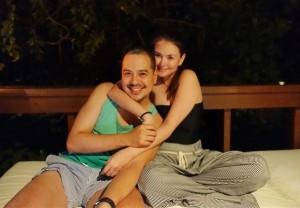 Kapamilya stars Angelica Panganiban and John Lloyd Cruz (@iamangelicap / Instagram)