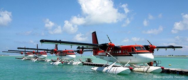 de Havilland Canada Zdhc-6 Twin Otter seaplanes (GraveBone/ Flickr)