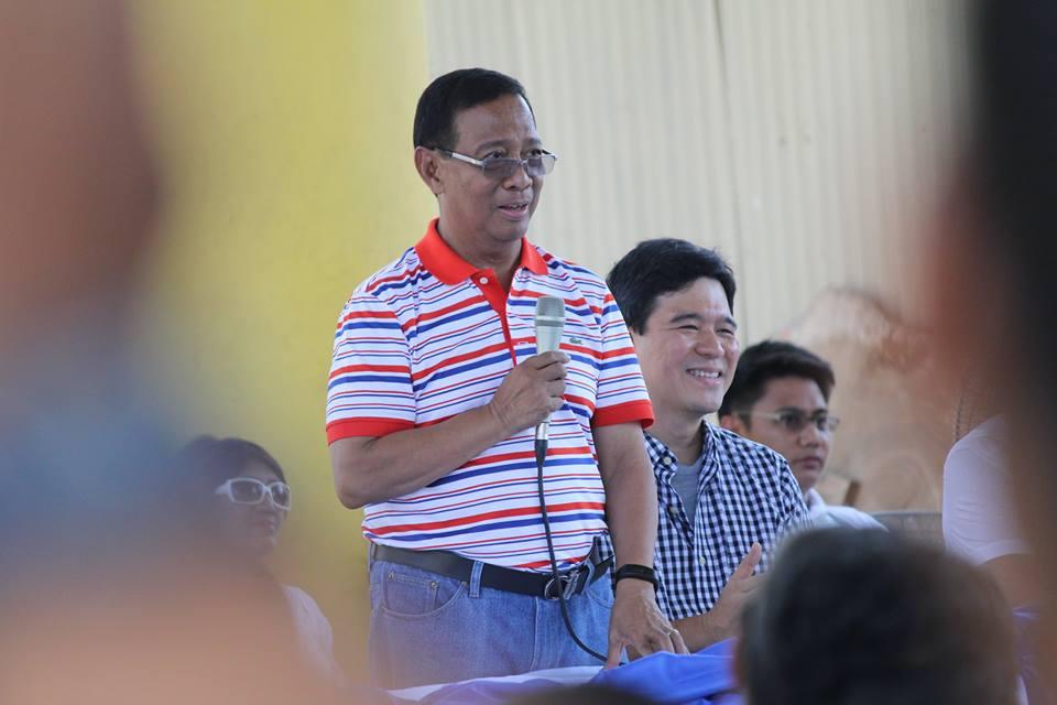 Vice President Jejomar 'Jojo' Binay (Facebook)