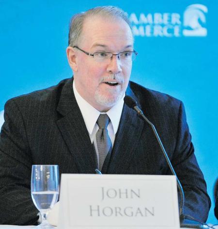 Liberal leader John Horgan (canada.com)