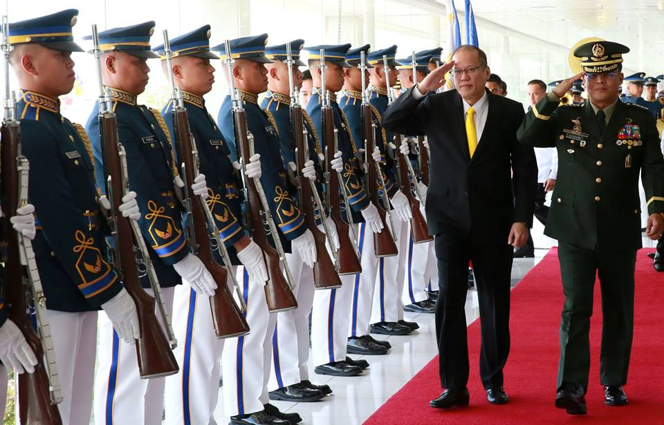 President Aquino leaves today to undertake a four-day state visit to Japan. (Malacanang Photo Bureau)
