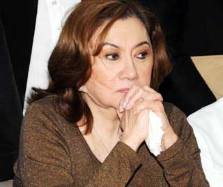 State witness Ruby Tuason (Photo from Latestnewsphilippines.com)