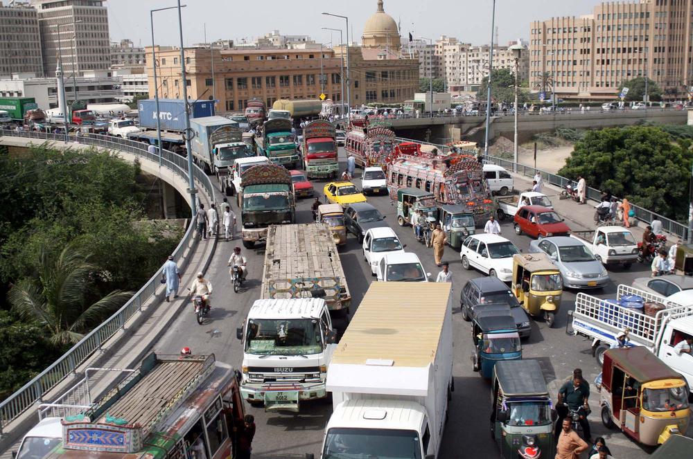 Netty Jetty Bridge, Karachi, Pakistan (Asianet Pakistan / Shutterstock)