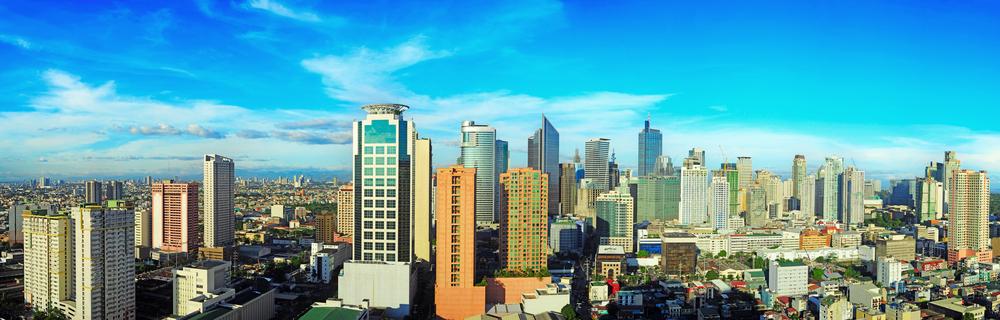 Metro Manila (Shutterstock photo)