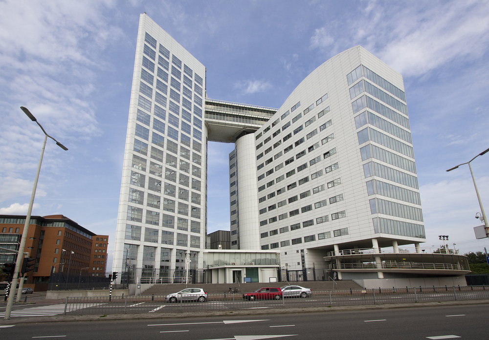 International Criminal Court in The Hague, Holland (Shutterstock)