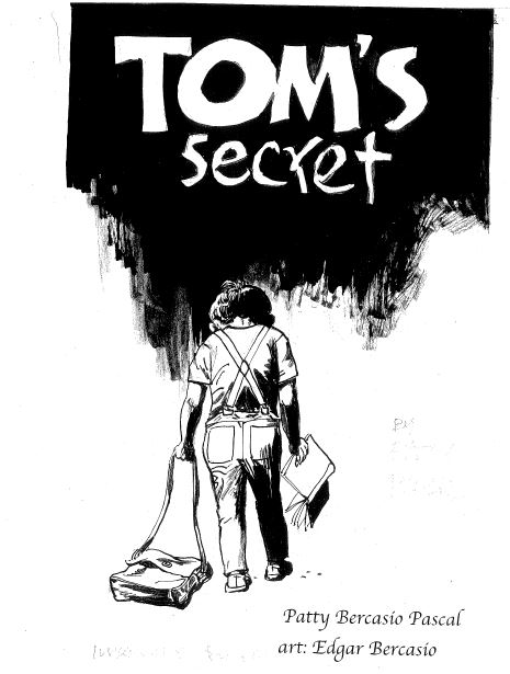 """Tom's Secret"" is one of the fruits of Patty's anti-bullying advocacy"