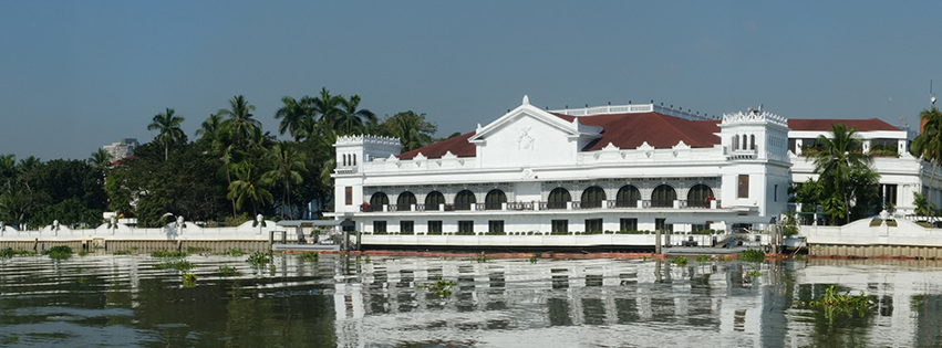 The Malacañang Palace (Facebook photo)