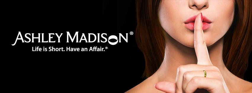 Ashley Madison, a matchmaking website for cheating spouses. (Facebook photo)