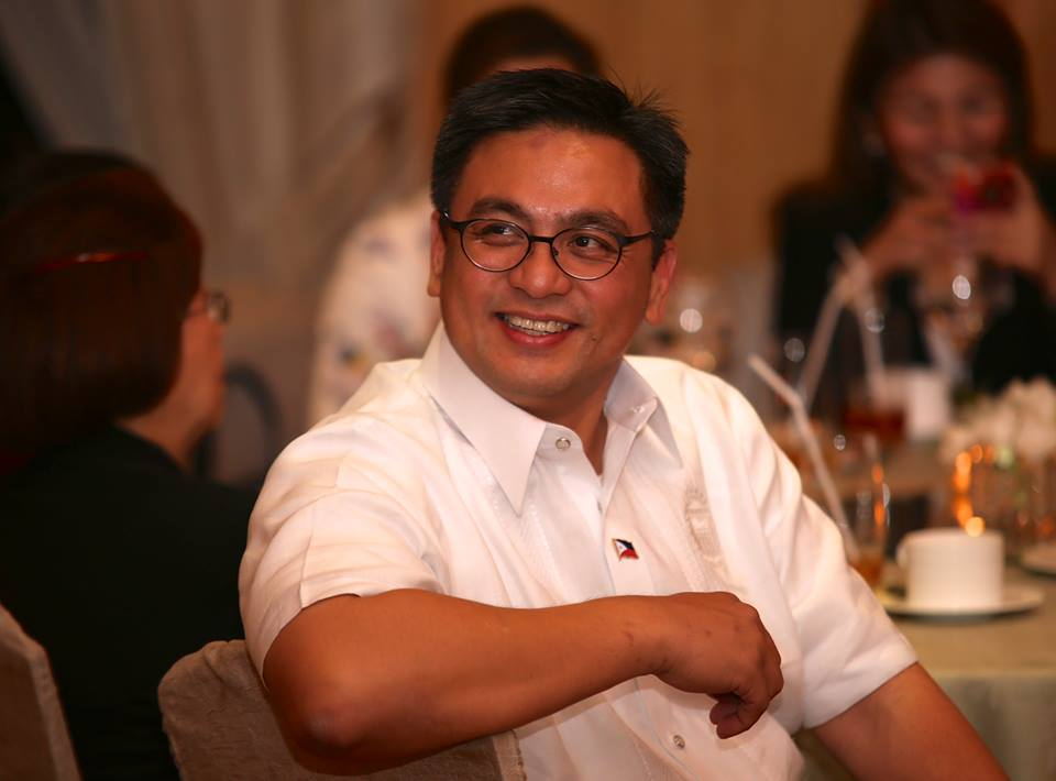 FILE: Ruffy Biazon (Facebook Photo)