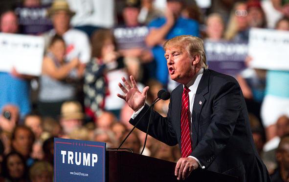 Donald Trump (Getty Image)