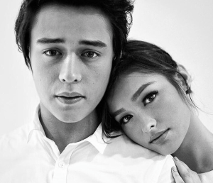TEAM FOREVER: Enrique Gil and Liza Soberano (@lizasoberano / Instagram)