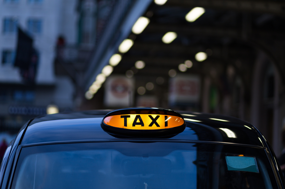 Taxi drivers such as Karim and his colleagues at the airport taxi stand — many of whom hail from French-speaking North Africa — can't help but feel frustration at the society they feel hasn't fully accepted them, especially in the job market. (ShutterStock)